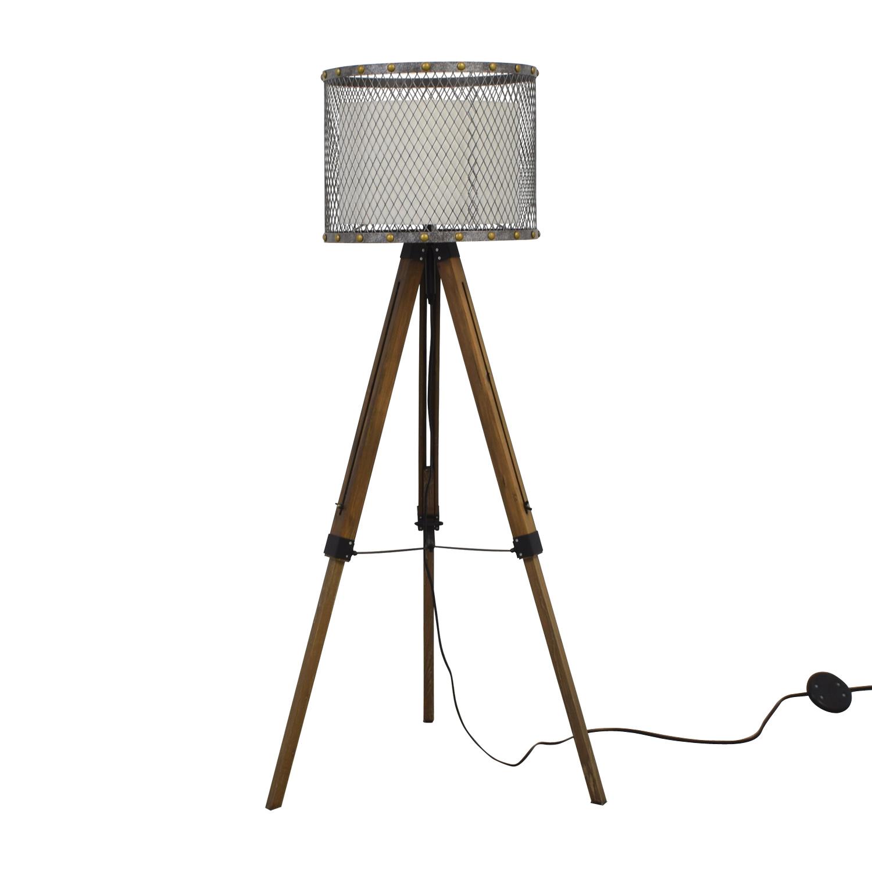 Tripod Industrial Floor Lamp price