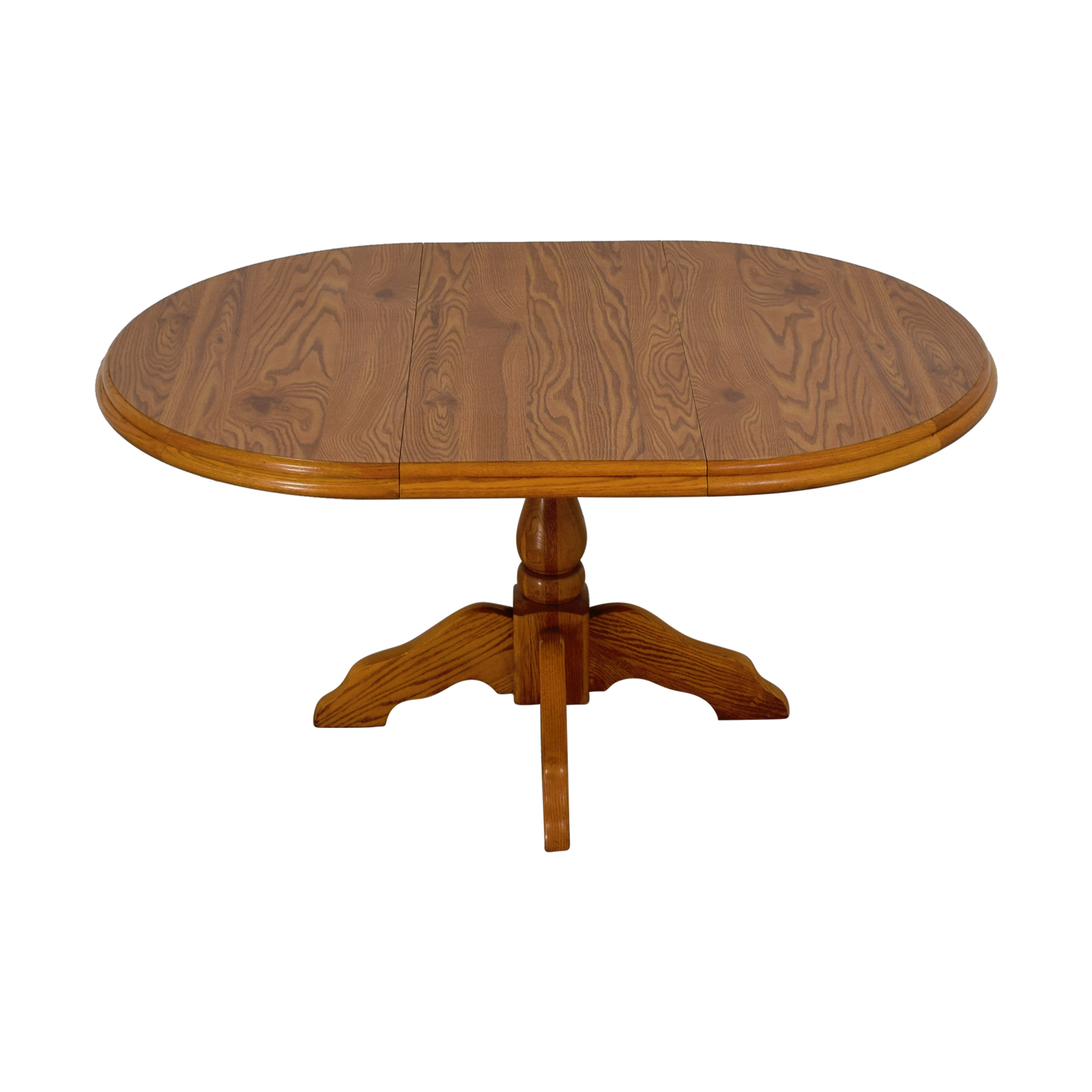 Virginia House Virginia House Round Dining Table with Leaf nyc