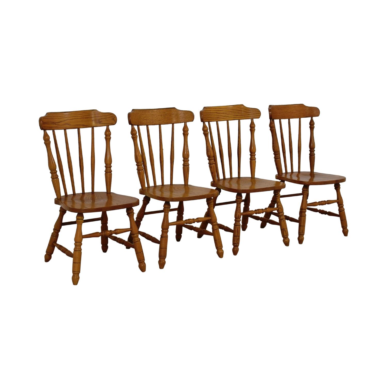 Virginia House Virginia House Wood Dining Room Chairs on sale