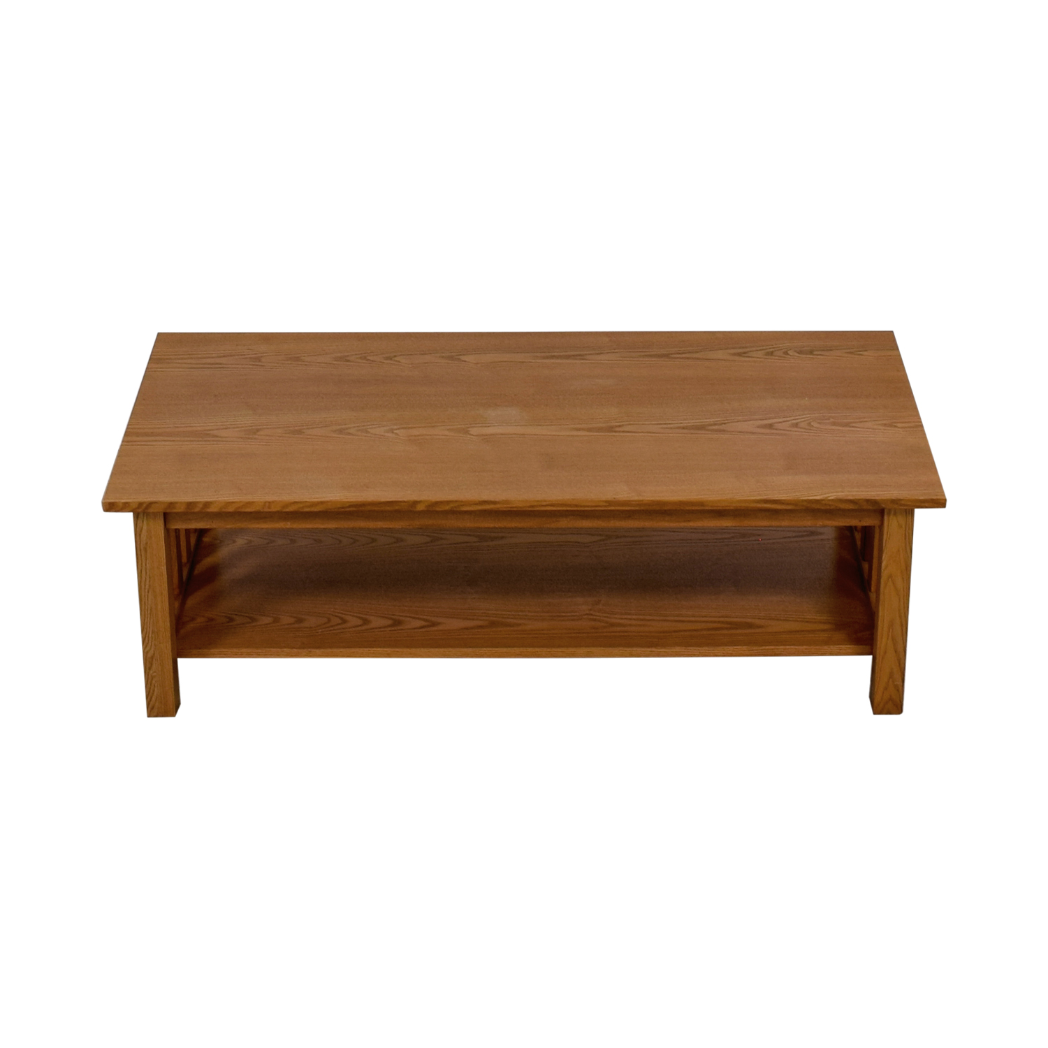Mission Style Coffee Table dimensions