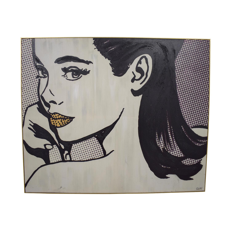 Renwil Renwil Michelle Girl in Pop Print Multi