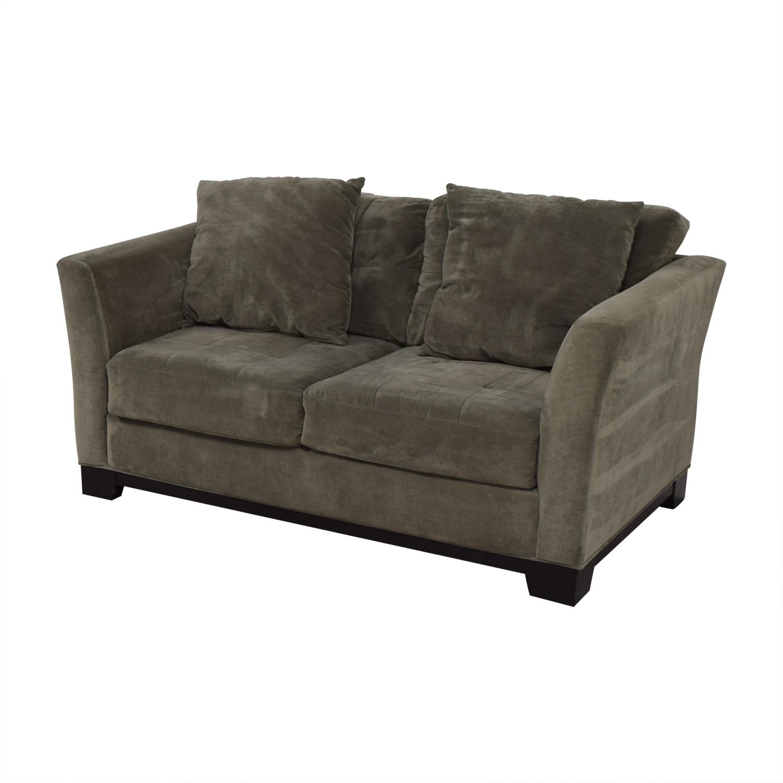 Cool 66 Off Macys Macys Gray Loveseat Sofas Gamerscity Chair Design For Home Gamerscityorg