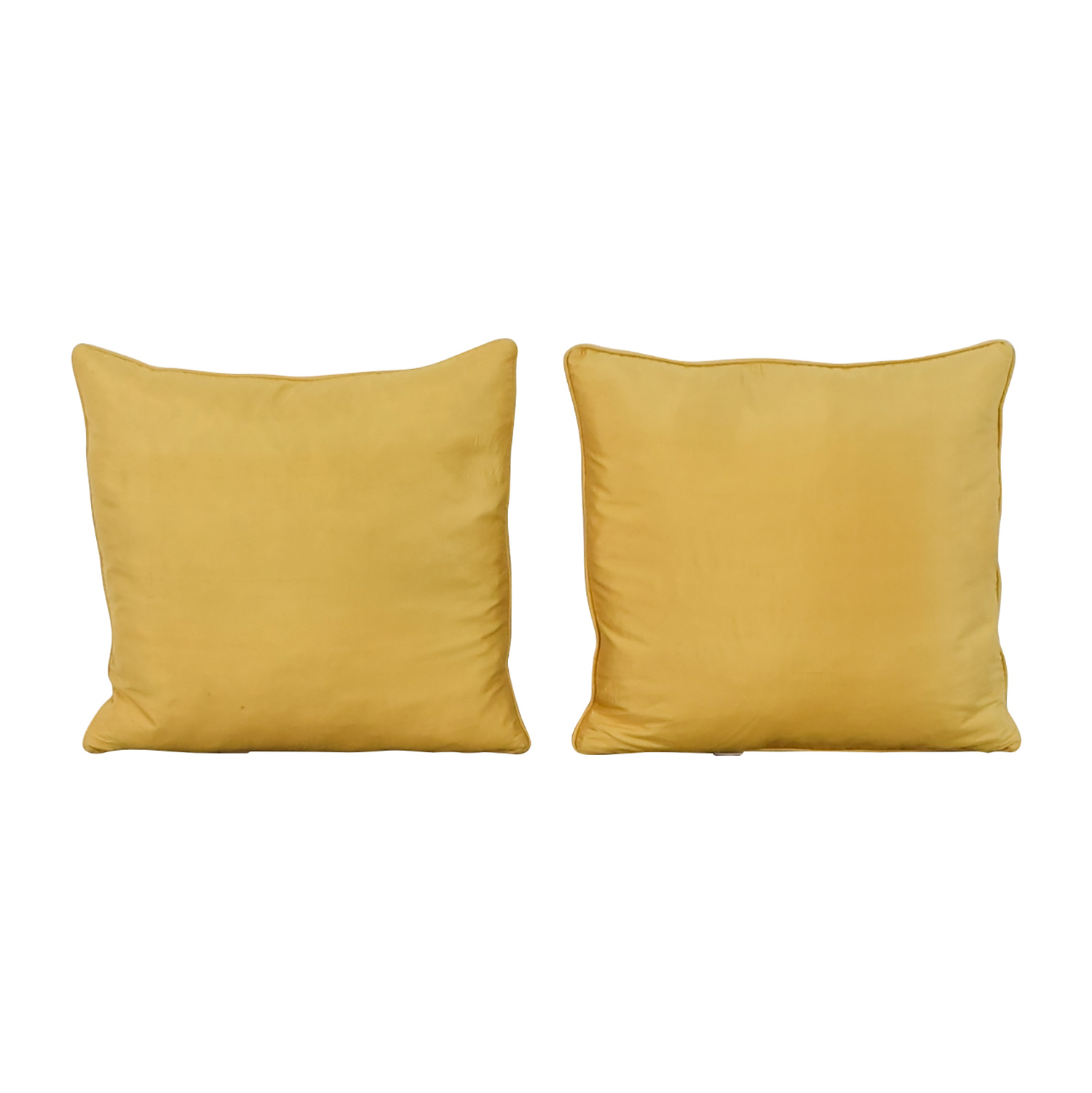Pier 1 Imports Pier 1 Imports Honey Silk Toss Pillows