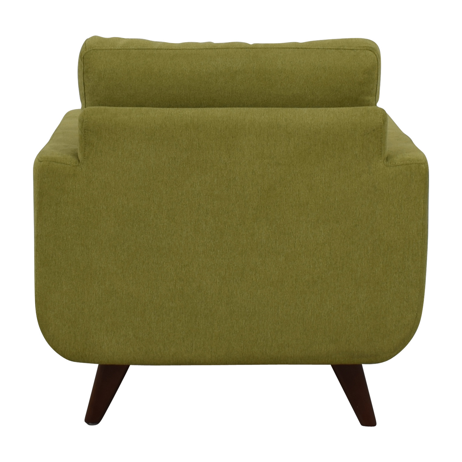Lime Mid Century Accent Chair dimensions