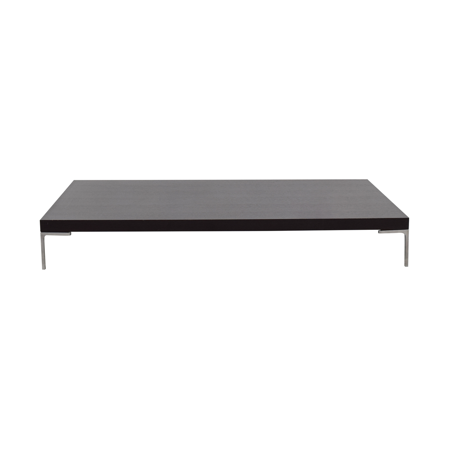 B&B Italia Wooden Modern Coffee Table / Tables