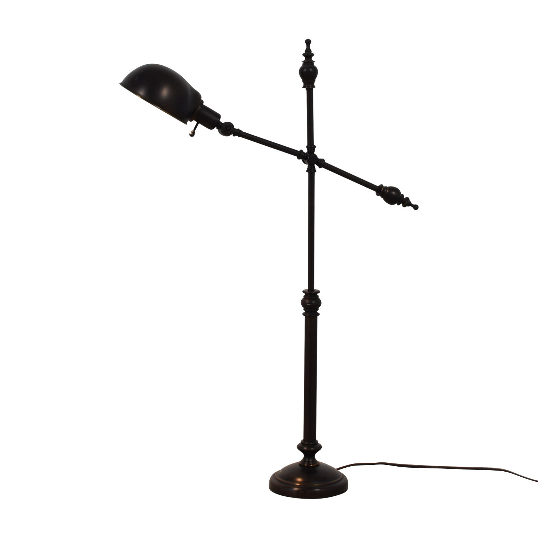 Deep Brown Desk Lamp discount
