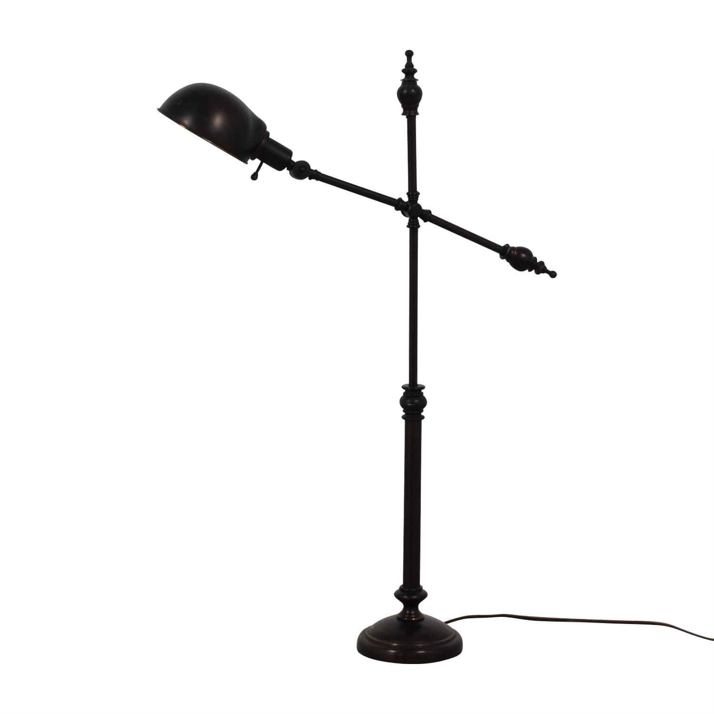 Deep Brown Desk Lamp / Lamps