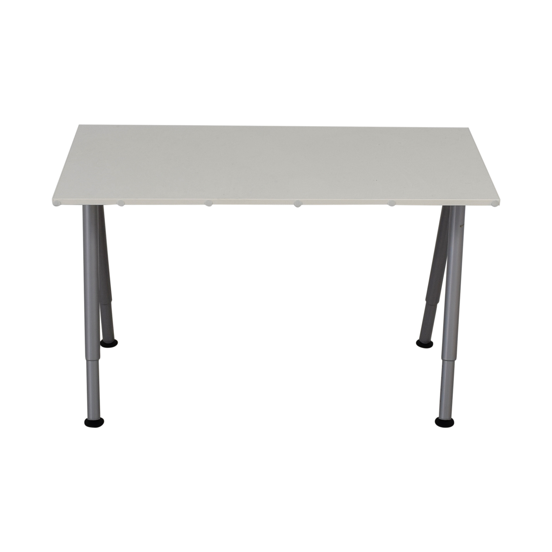 IKEA IKEA White Desk on sale