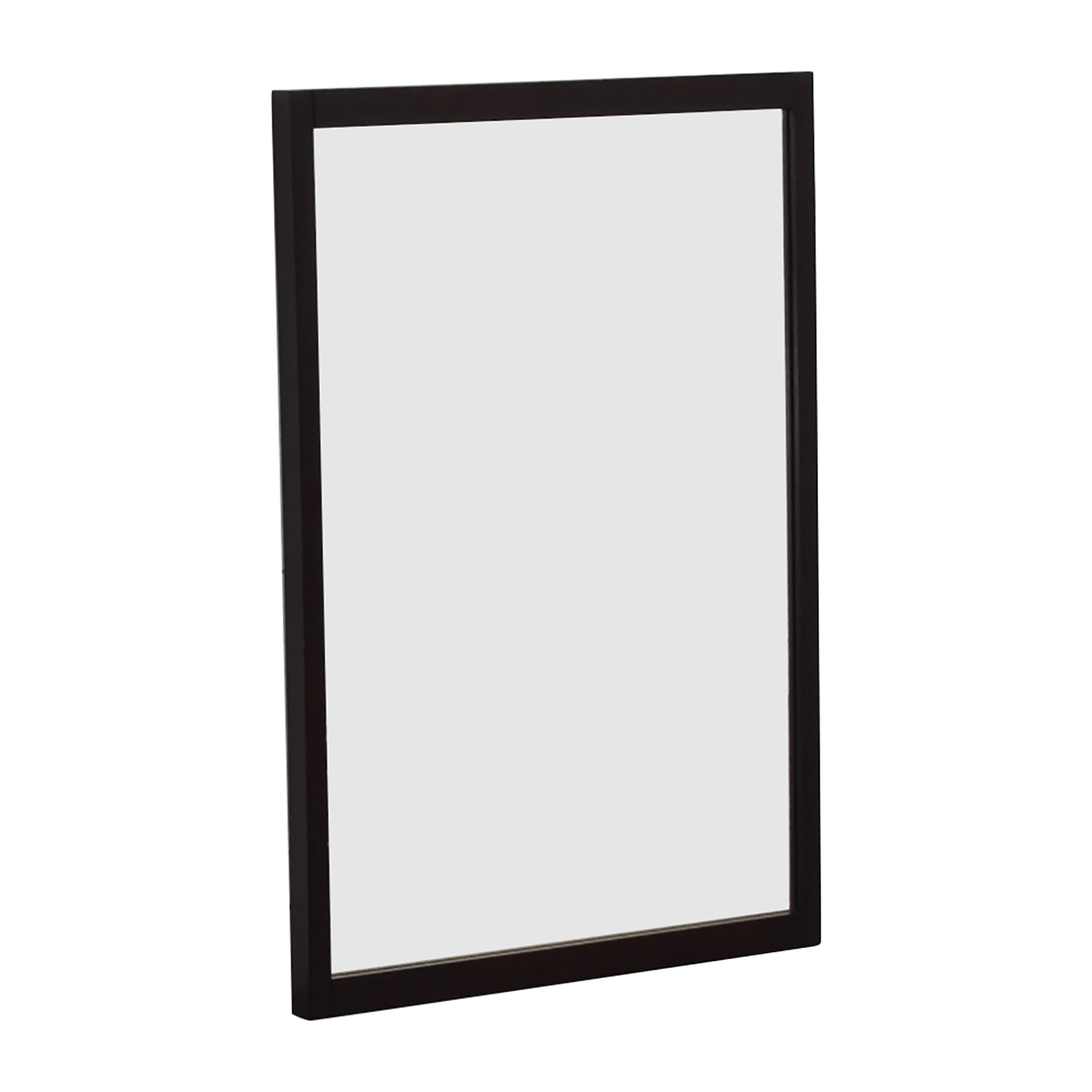 buy Crate & Barrel Framed Wall Mirror Crate & Barrel