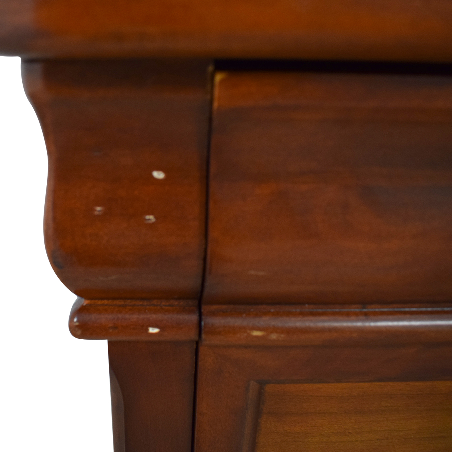 Bloomingdale's Bloomingdale's Cherry Two-Drawer File Cabinet dimensions