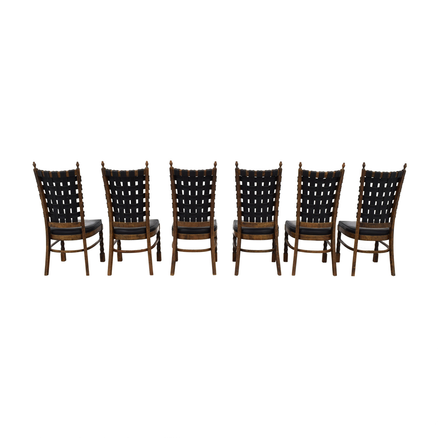 Bloomingdales Bloomingdales Wooden Chair Set on sale