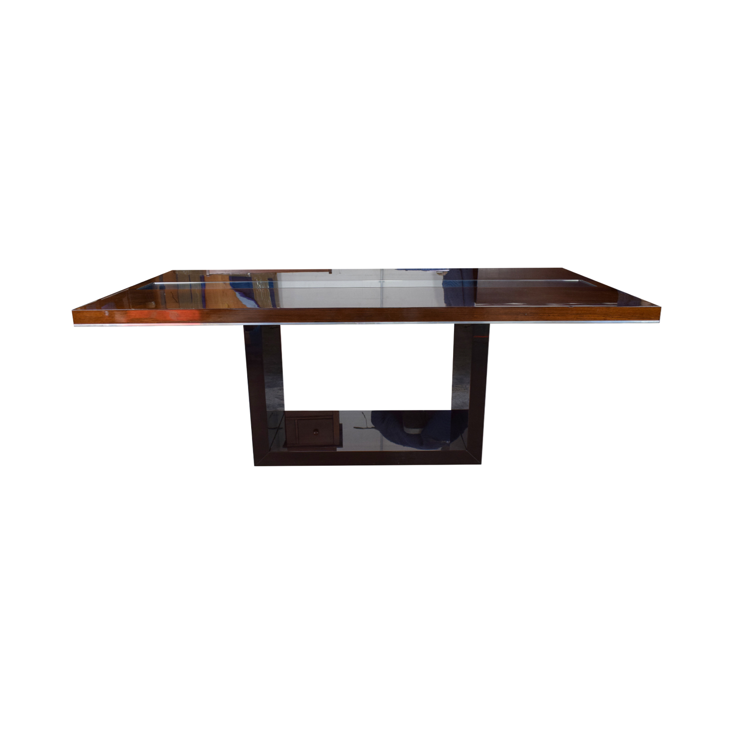 Rosewood Extendable Dining Table / Dinner Tables