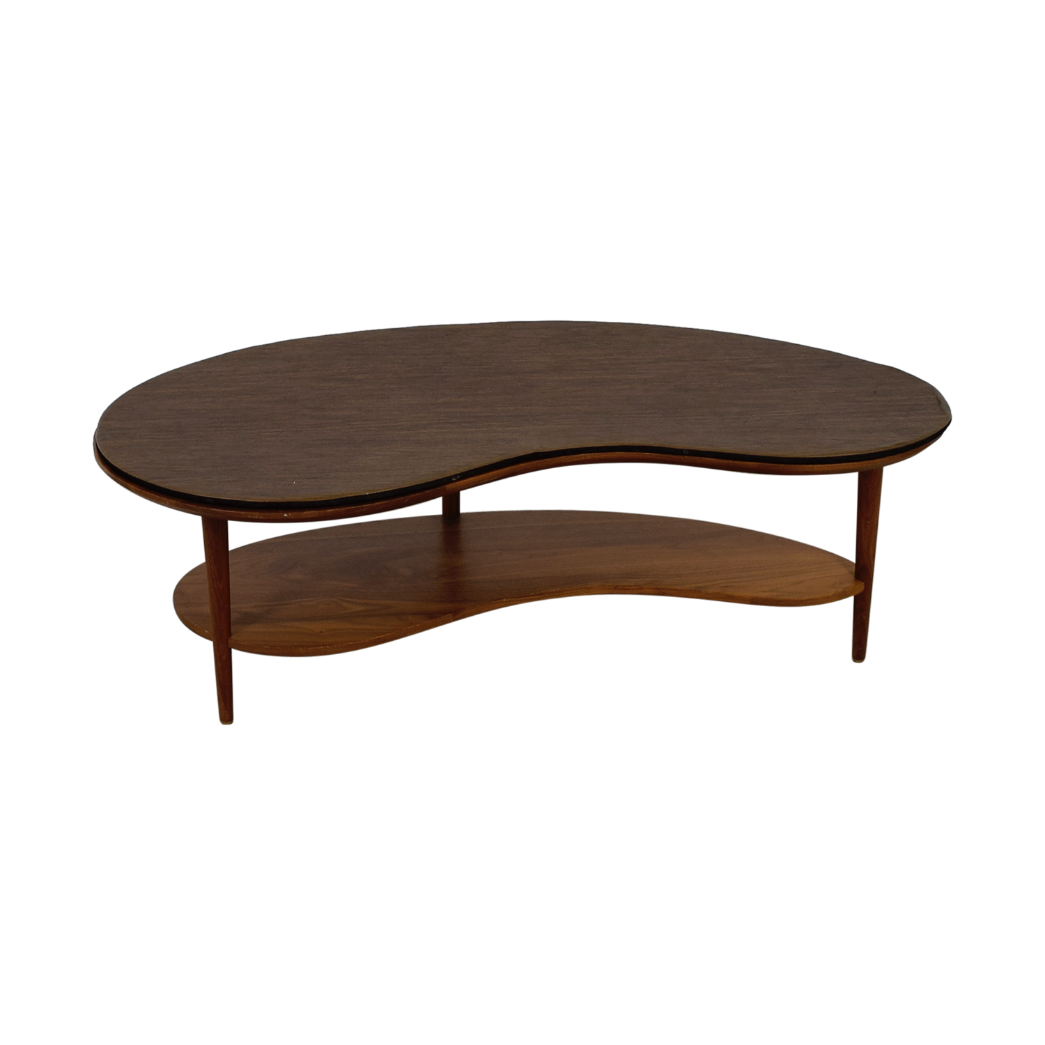 Room & Board Room & Board Signed Wood Coffee Table with Pad brown