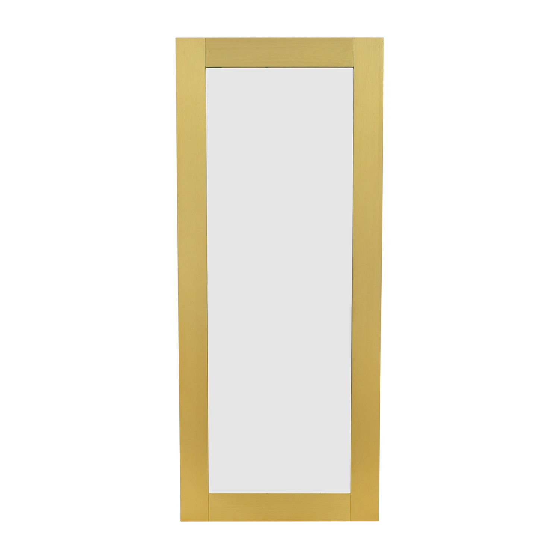 buy CB2 CB2 Hanging Leaning Floor Mirror online