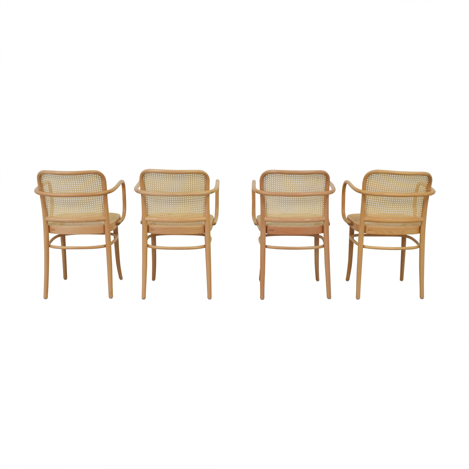 Design Within Reach Design Within Reach Hoffmann Cane Armchair