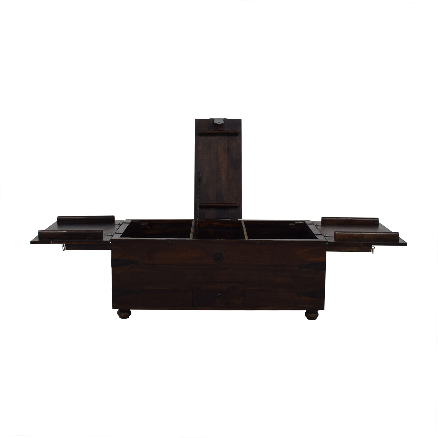 Crate & Barrel Crate & Barrel Trunk Storage Coffee Table coupon