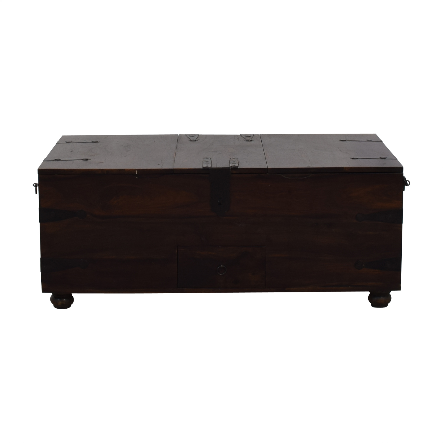 buy Crate & Barrel Crate & Barrel Trunk Storage Coffee Table online