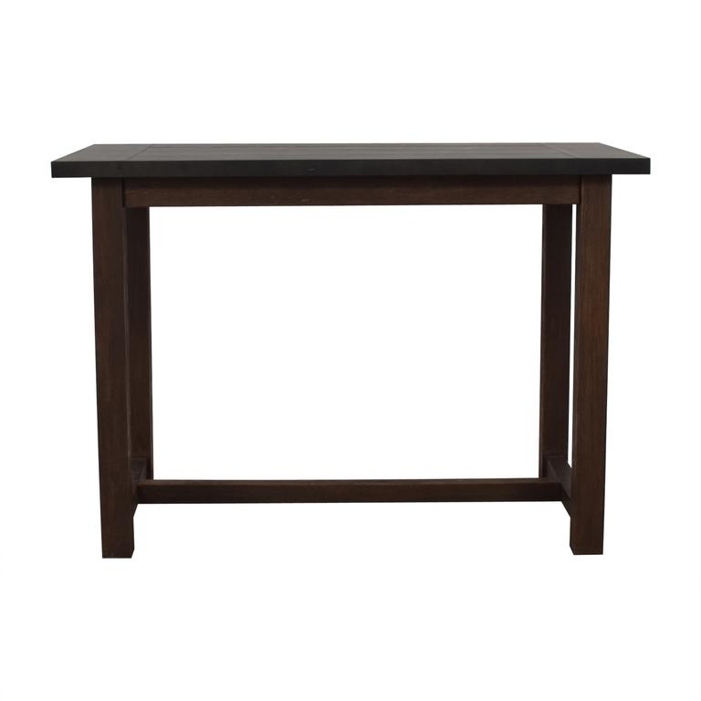 Crate & Barrel Crate & Barrel High-Top Table discount