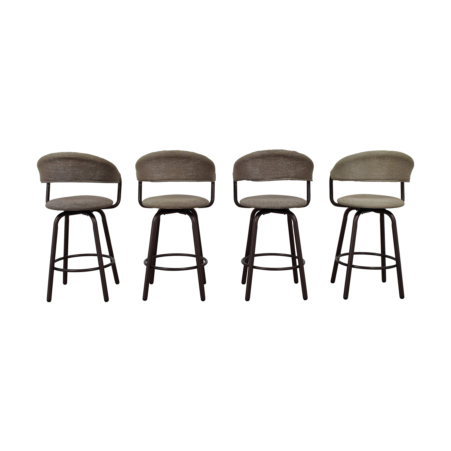 shop High Top Fabric Stools