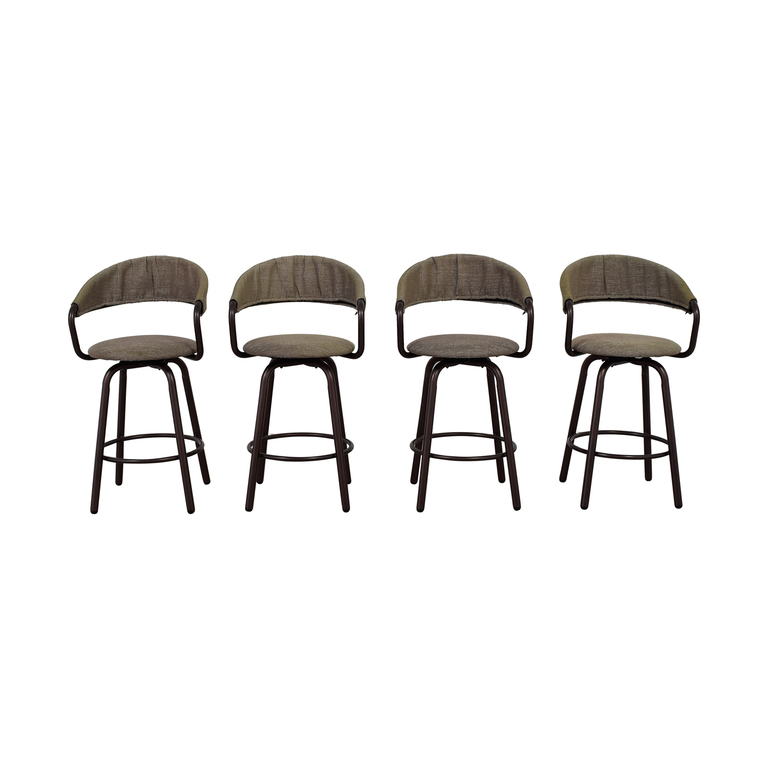 High Top Fabric Stools price