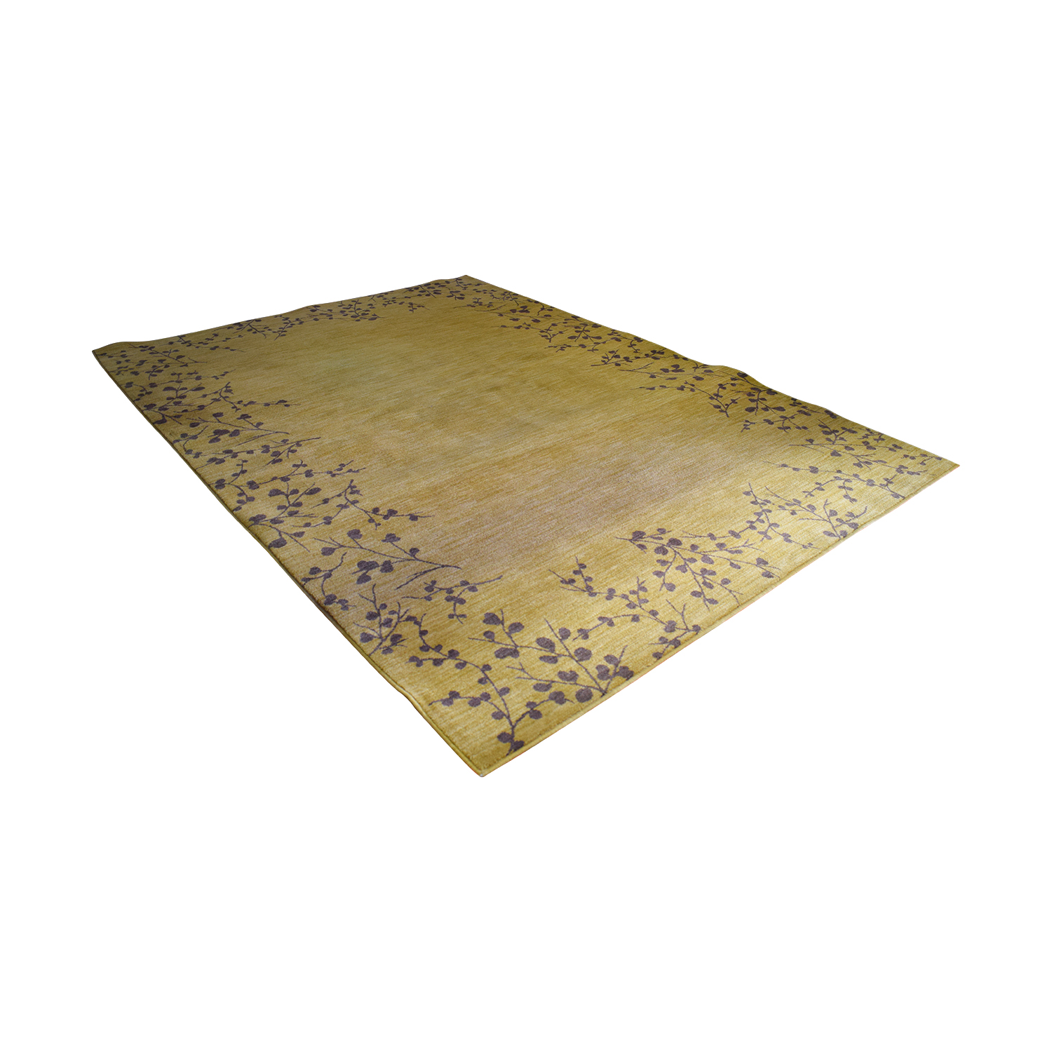 buy Allure Allure Gold with Brown Branches Rug online