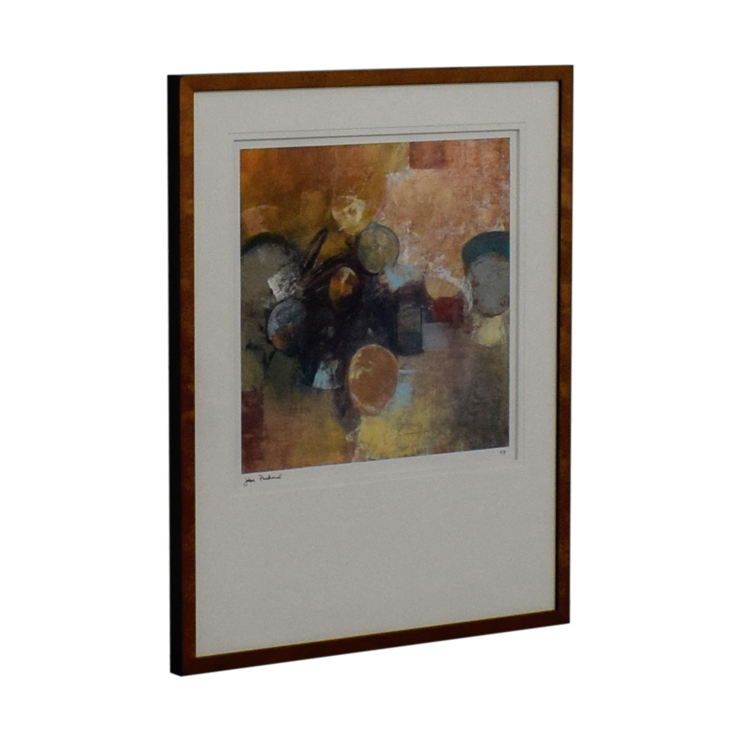 Ethan Allen Ethan Allen Limited Edition Framed Print used
