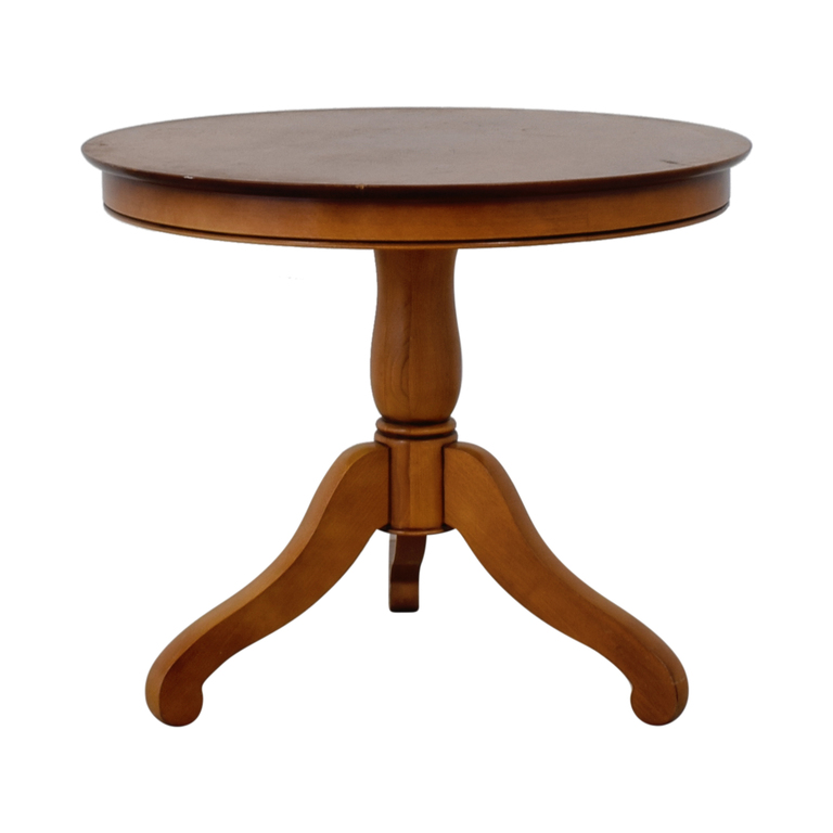Grange Grange Round Wood Table second hand