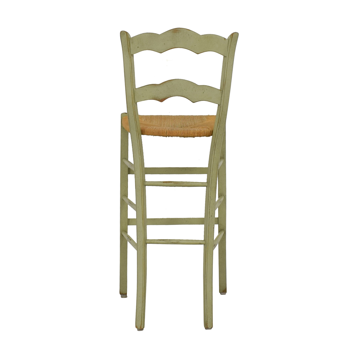 Hickory Chair Green Bar Stool / Stools