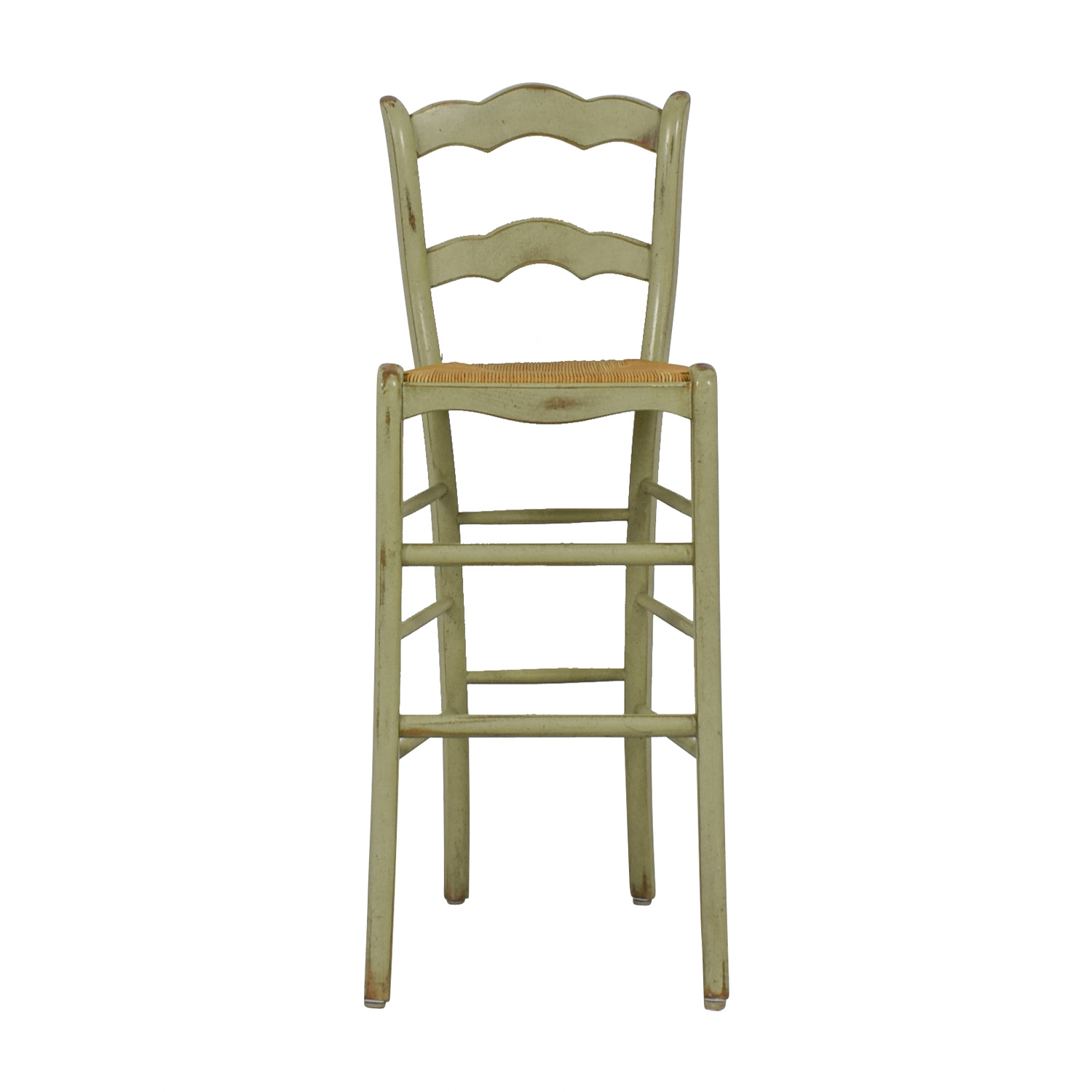 Hickory Chair Hickory Chair Green Bar Stool Chairs