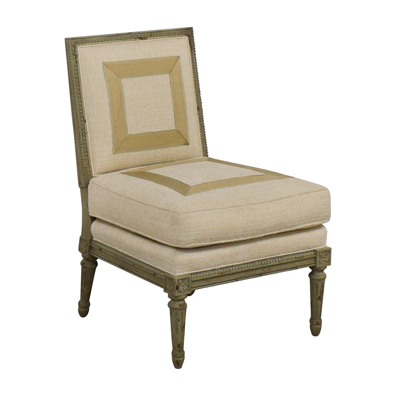 Hickory Chair Hickory Chair Custom Linen