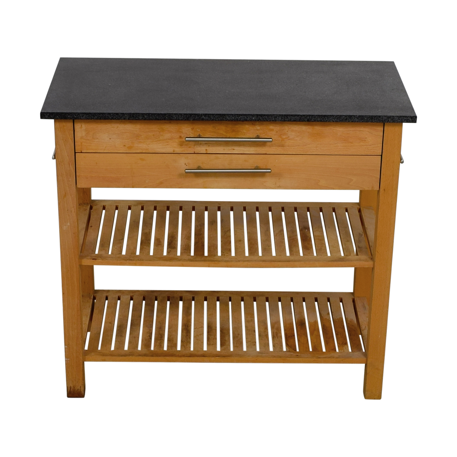 shop  Two-Drawer Butcher Block online