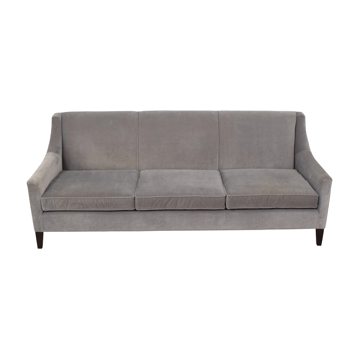 Mitchell Gold + Bob Williams Mitchell Gold + Bob Williams Gray Cara Sofa grey