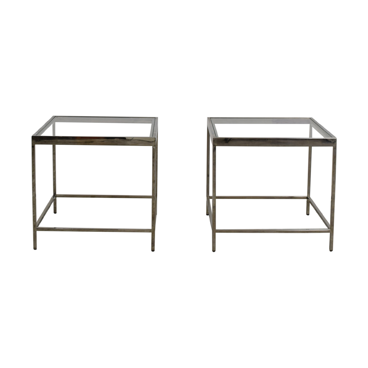 shop Mitchell Gold + Bob Williams Vienna Side Tables Mitchell Gold + Bob Williams