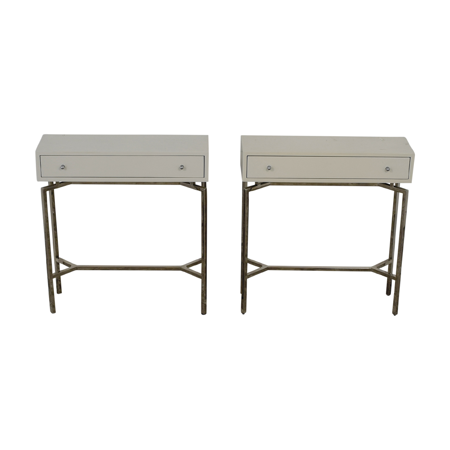shop Mitchell Gold + Bob Williams Ming Console Tables Mitchell Gold + Bob Williams Sofas