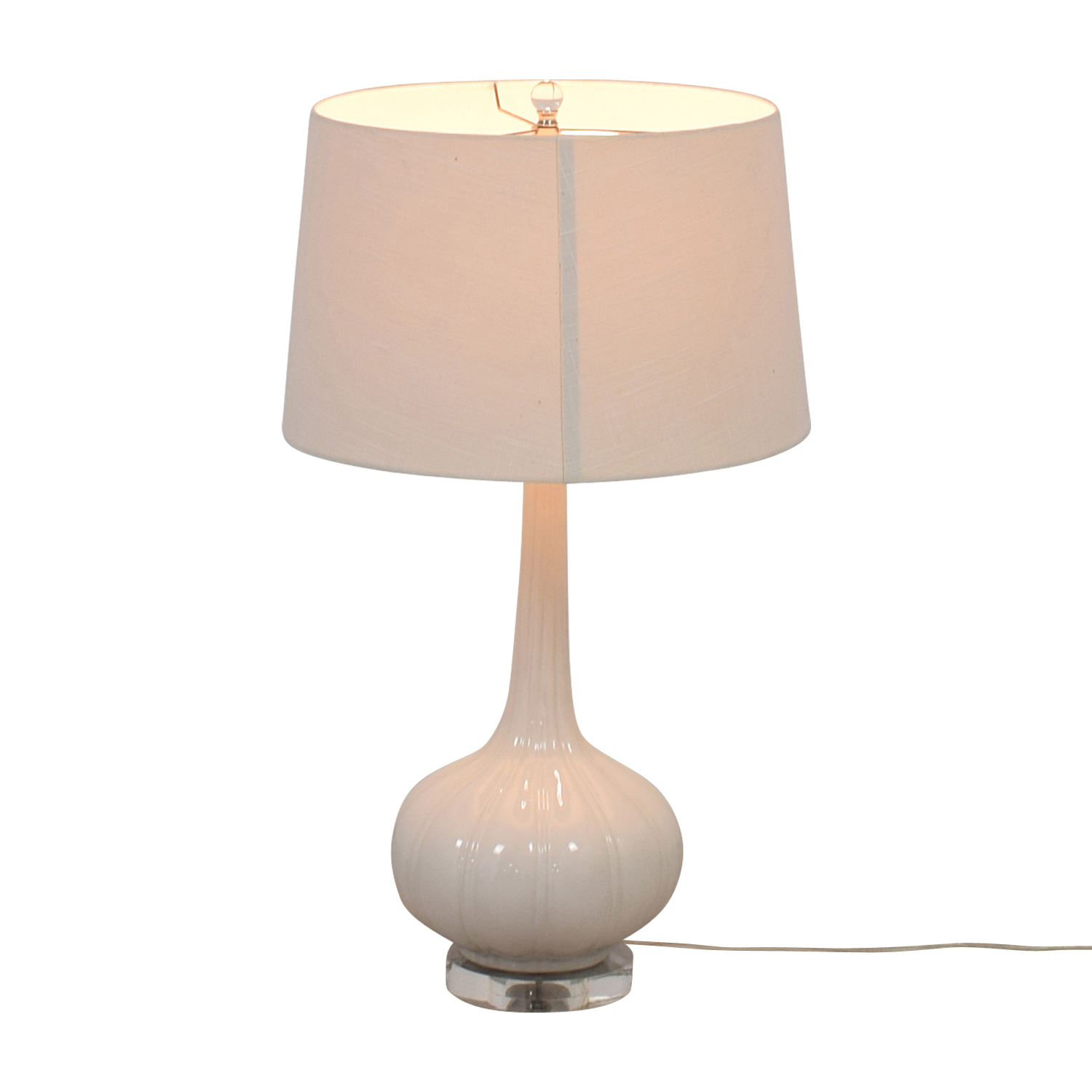 85 Off Mitc Gold Bob Williams Marnie Table Lamps Decor