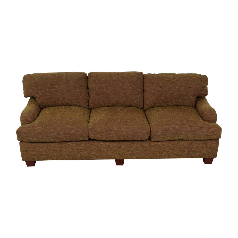 Dapha Furniture Dapha Furniture Three Seat Multi Color Sofa nyc
