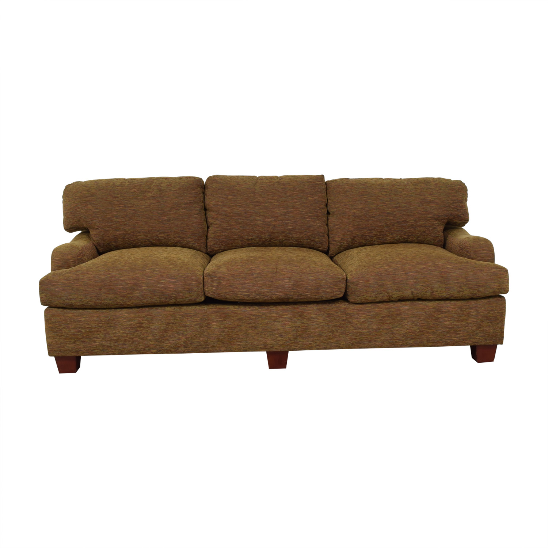 Dapha Furniture Dapha Furniture Three Seat Multi Color Sofa nj