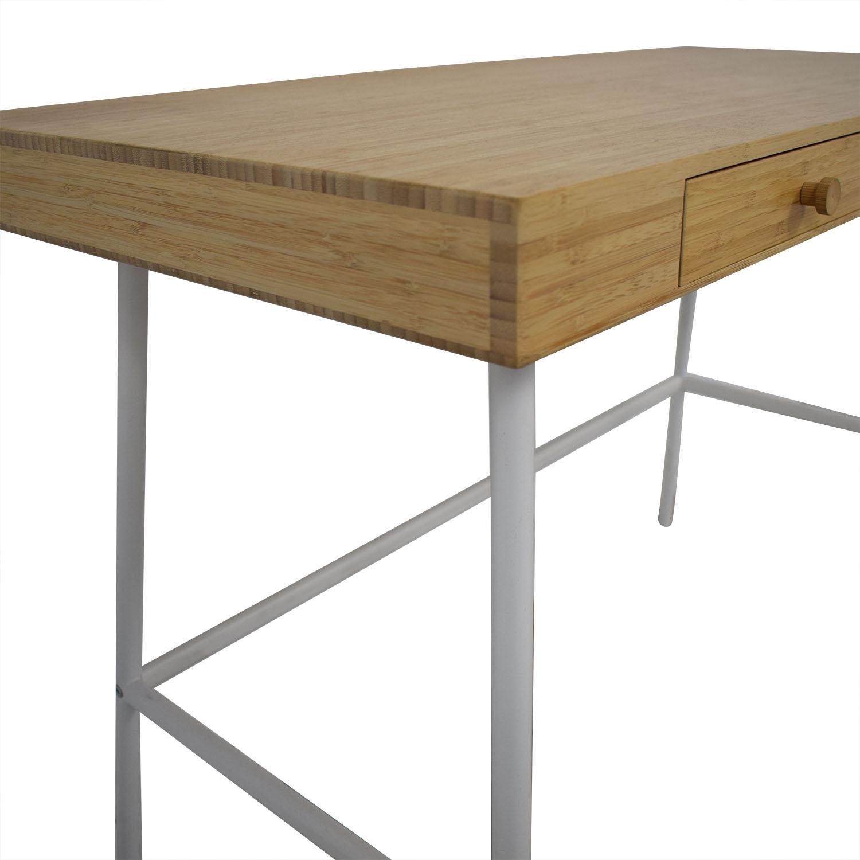 IKEA IKEA Lillasen Bamboo Desk / Tables