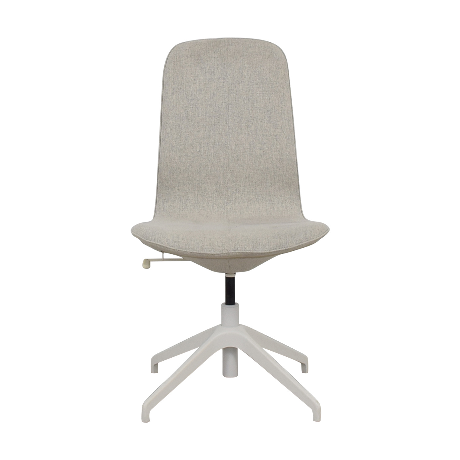 IKEA IKEA Langfjall Grey Swivel Chair second hand