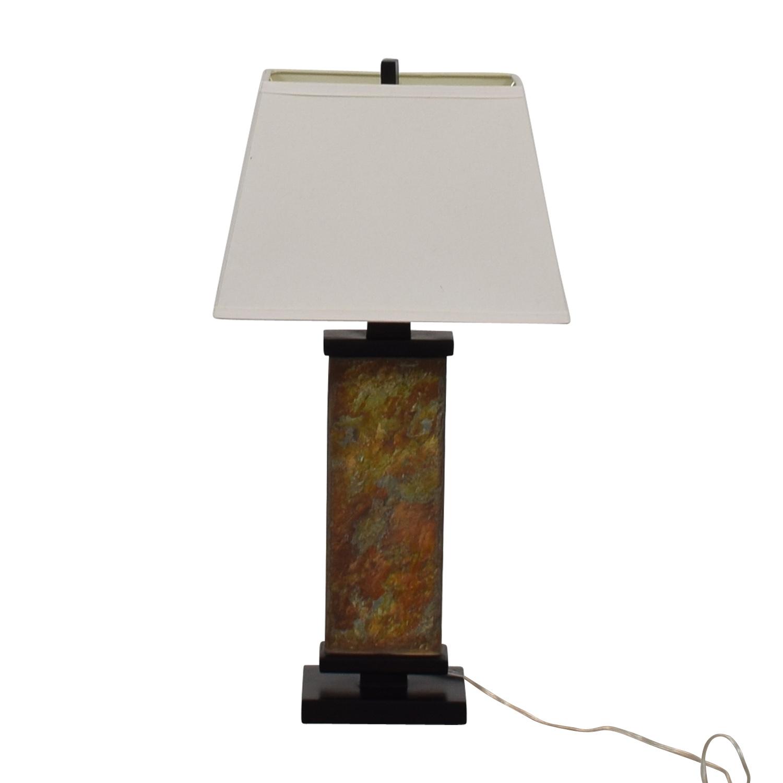 Multi Color Table Lamp multi