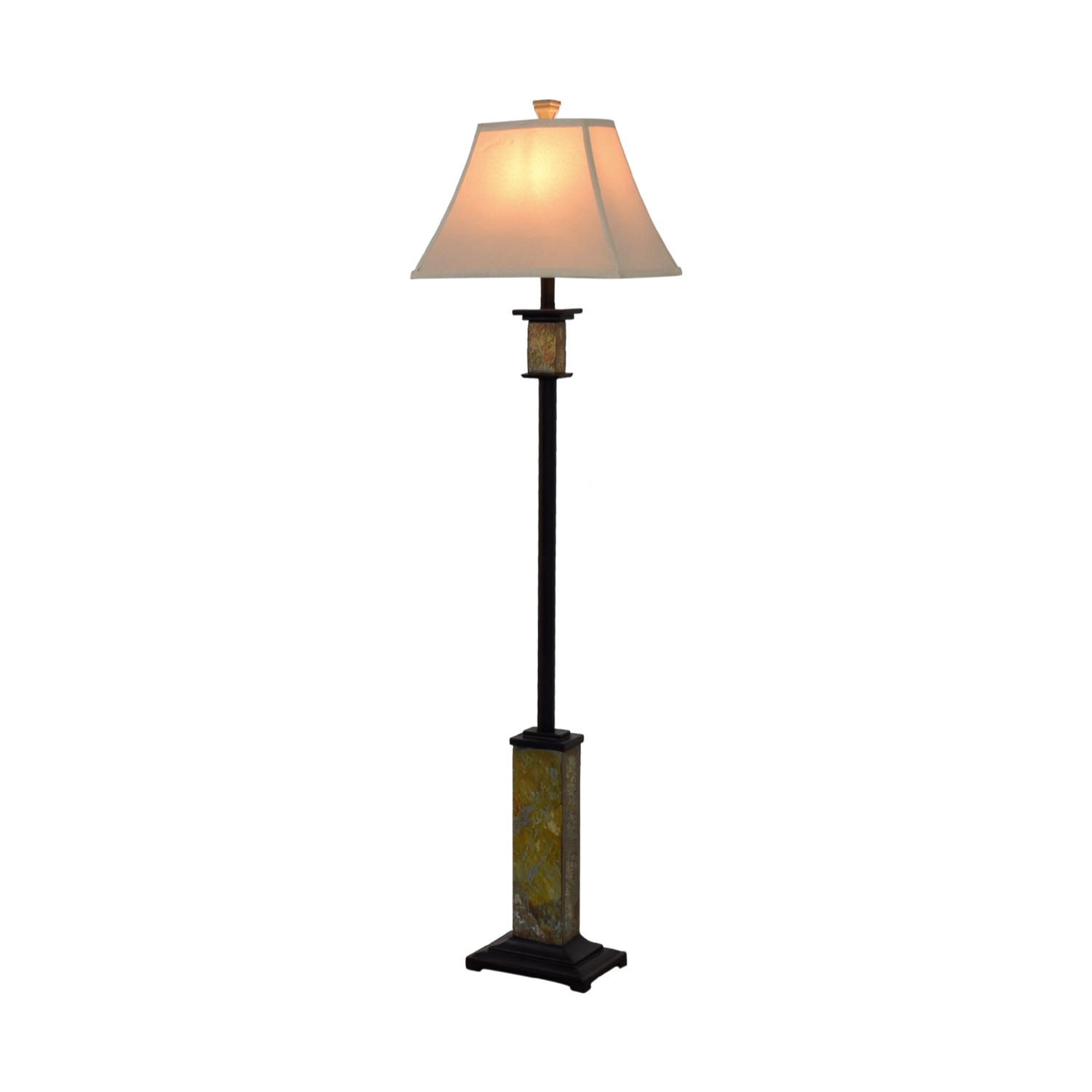 Multi Color Base Standing Lamp nyc