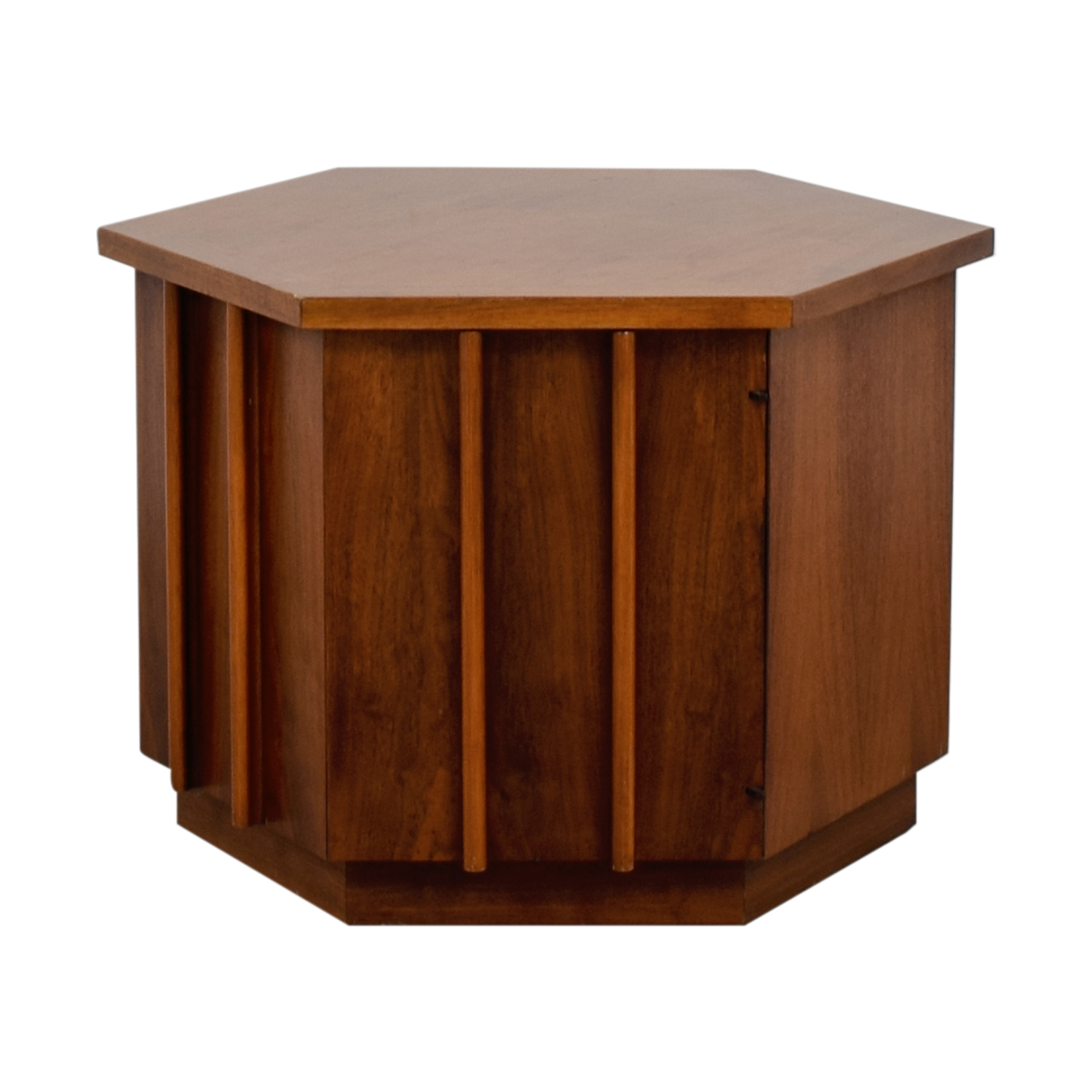 Lane Lane Wood Octagonal End Table