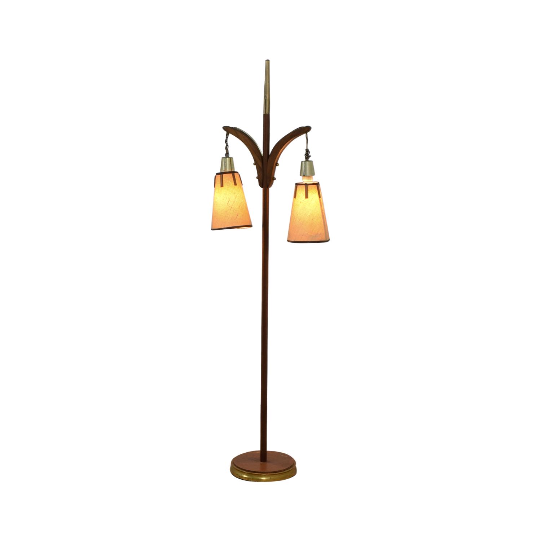 Vintage Floor Lamp used