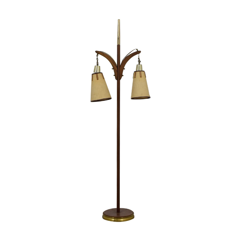 shop Vintage Floor Lamp  Lamps