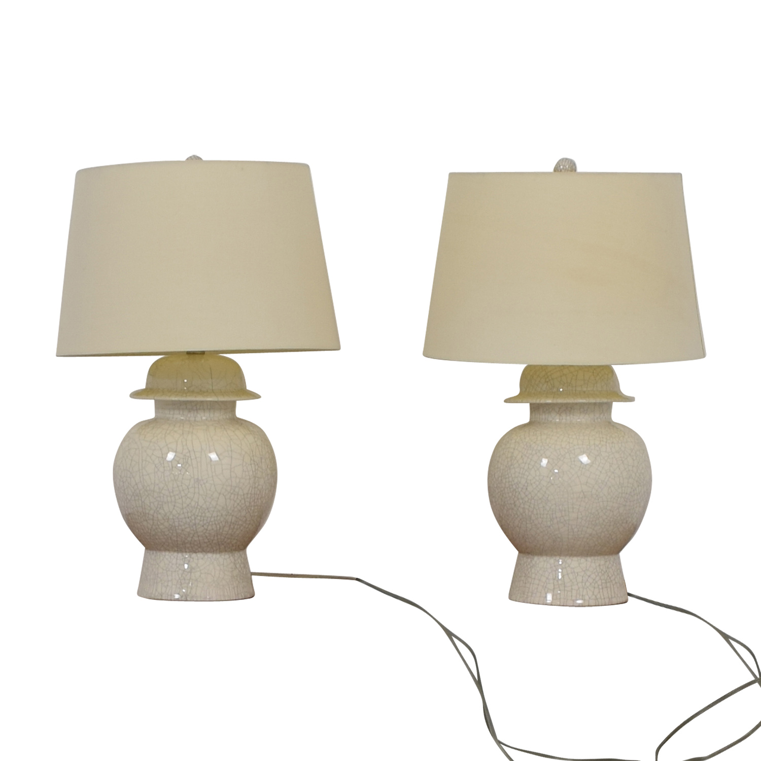 Off White Large Table Lamps coupon