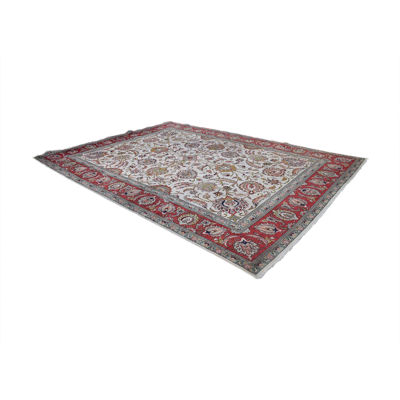 ABC Carpet & Home ABC Carpet & Home Multi-Colored Rug dimensions