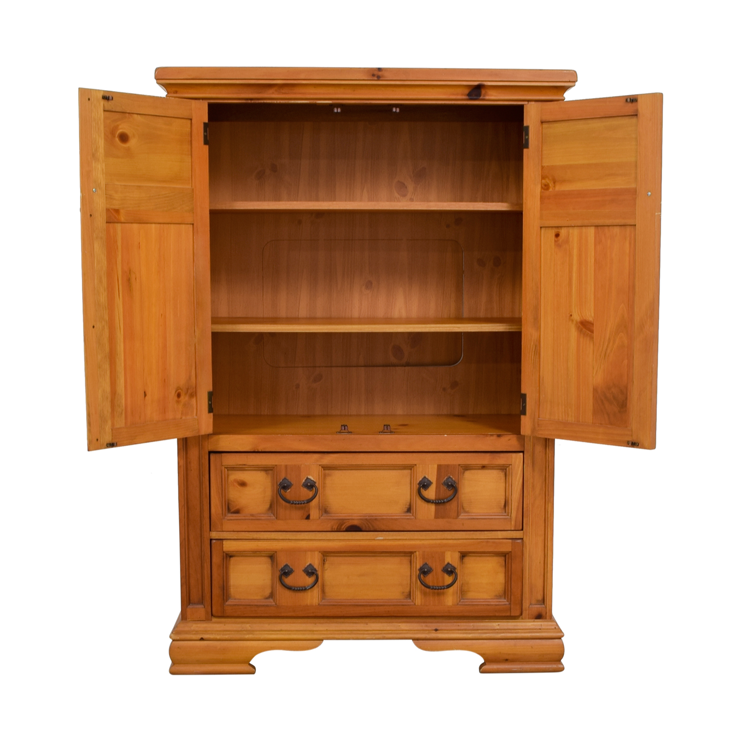 shop Broyhill Furniture Broyhill Furniture Wood Armoir online