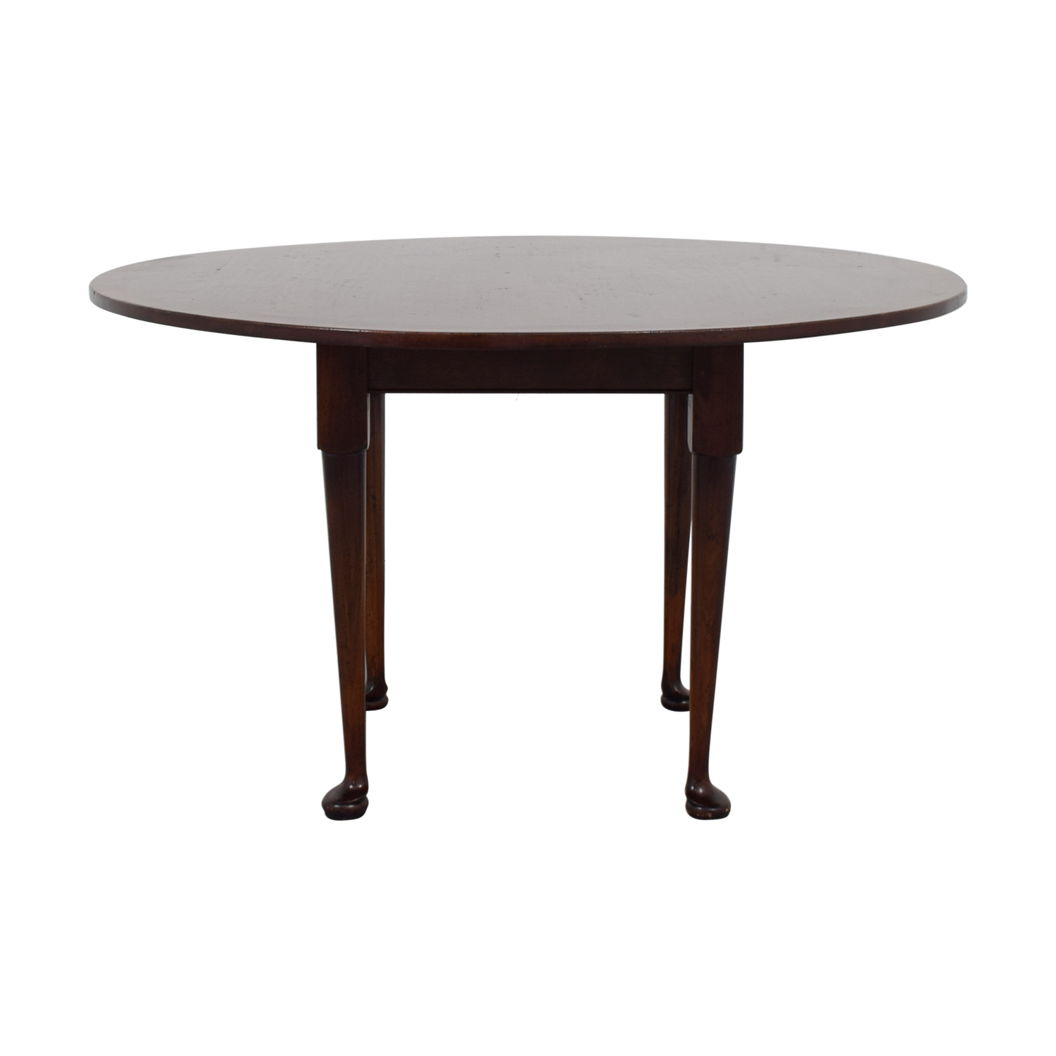 Custom Round Wood Dining Table Tables