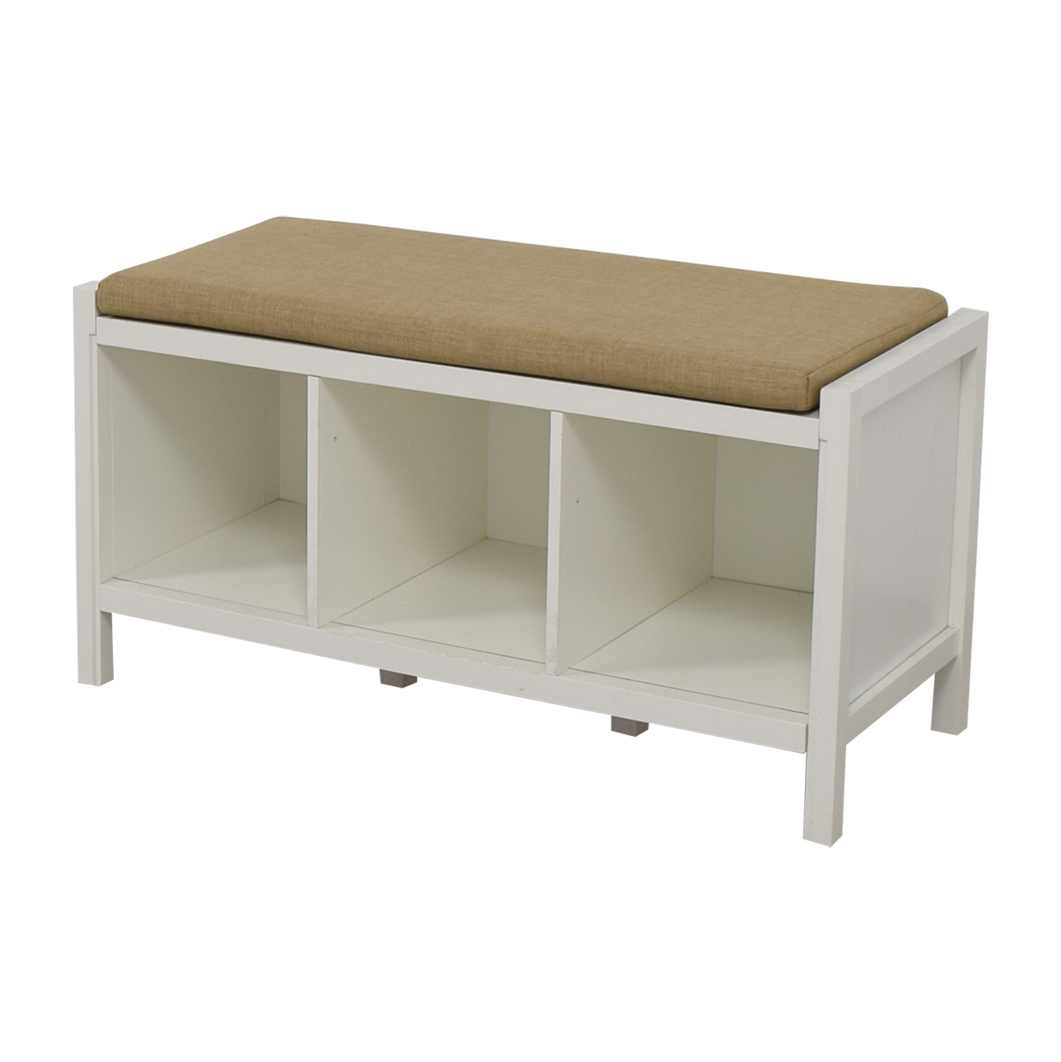 ... Shop Container Store Container Store Entry Way Storage Bench Online ...