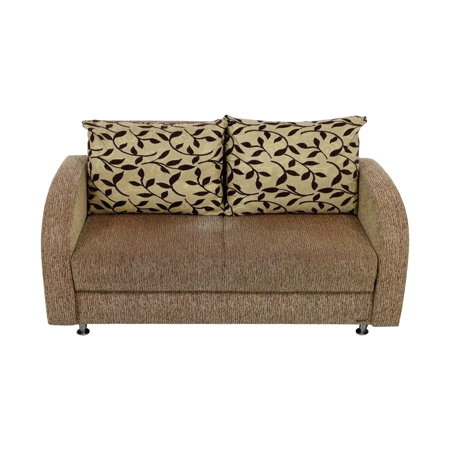 Istikbal Istikbal Beige Multi Color Convertible Loveseat coupon
